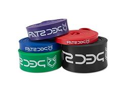 """Resistance Bands Pull Up Bands 41"""" by PEC STAR, Exercise Ban"""
