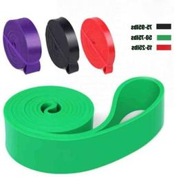 Resistance Bands Pull Up Heavy Duty Set Assisted Exercise Tu