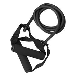 All In Sports Resistance Bands Resistance Tubes with Foam Ha