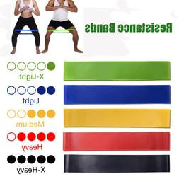 resistance bands rubber band workout fitness equipment