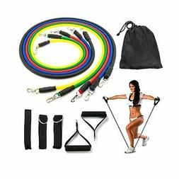 Koncle Resistance Bands Set, Exercise Bands, Fitness Bands I