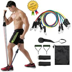 Resistance Bands Set Home Gym Expander Yoga Exercise Fitness