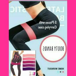 RESISTANCE BANDS SET LOOP Exercise Yoga Elastic Fitness Gym