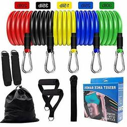 Resistance Bands Set - Tension Band Set for Weights Exercise