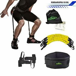 Resistance Bands Speed Agility Training Strength Ankle Strap