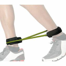 Resistance Bands Tube CUFF Thigh Workout Medium Ankle Tubing