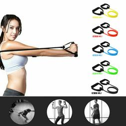 Resistance Bands Tube Workout Exercise Elastic Band Fitness