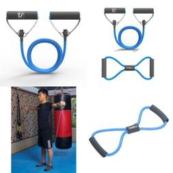 Liveup SPORTS Resistance Bands Tubes G:Heavy tension - Blue
