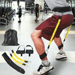 Resistance Bands Vertical Trainers Jump Legs Leaping Fitness