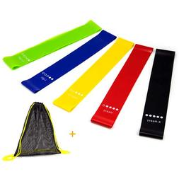 Resistance Bands, UJoylify Exercise Bands for Women - Resist