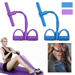 Resistance Bands with Handles Fitness Exercise Yoga Gym Body