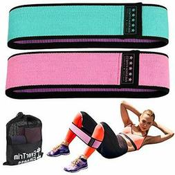 Resistance Exercise Bands for Legs and Butt,Workout Bands Hi