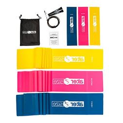 Altersize High Resistance Exercise Scented Bands Set 3 Loop