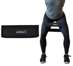 High Resistance Hip Band | Build and Activate Glutes, Quads,