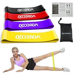 Resistance Loop Exercise Bands Home Gym Fitness Workout Elas
