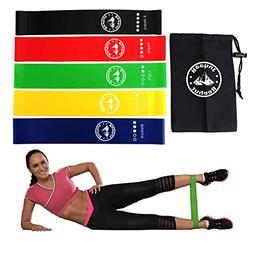 REEHUT Resistance Loop Exercise Bands, Resistance Workout St