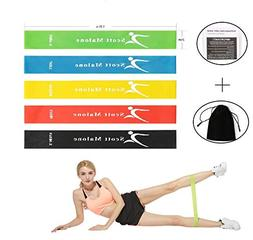 Resistance Exercise Loop Bands For Workout,Home Fitness, Str