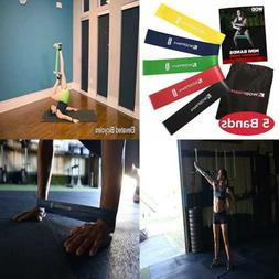 resistance loop exercise workout fitness