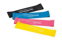 DynaPro - Resistance Precision Mini Exercise Bands Pink