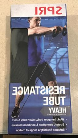 SPRI Resistance Tube Band Heavy Resistance up to 50 LBS - At