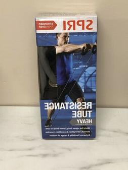 SPRI Resistance Tube Band Heavy up to 50 LBS Exercise Crossf