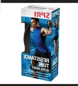 SPRI Resistance Tube Band Ultra Heavy Resistance up to 60 LB