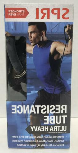 SPRI Resistance Tube Band Ultra Heavy up to 60 LBS Exercise