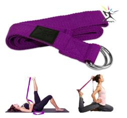 Resistance Yoga Stretching Band Exercise Fitness Gym Accesso