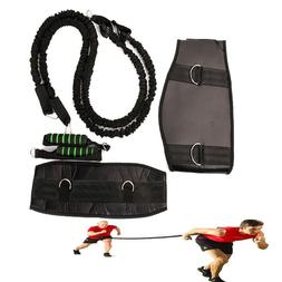 Rope Trainer Resistance Bands Leg Fitness Running Jump Strap
