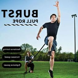 JUKE 360° Agility Training Bungee Resistance Band Cord Belt