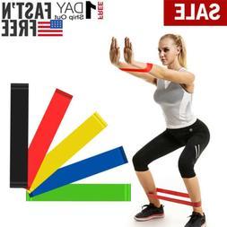 Set of 5 Fitness Stretching Yoga Men Women Legs Resistance B