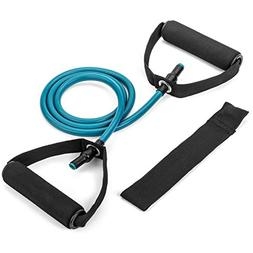 Tribe 3pc Set Single Resistance Band - with Door Anchor, Han