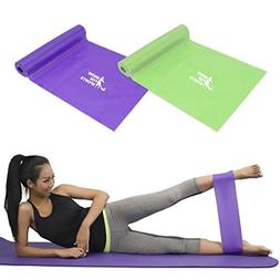 SFS Leg Exercise Bands Strap, Exercise Resistance Loop Bands