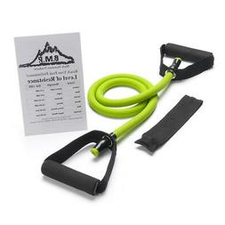 Black Mountain Products Single Resistance Band  - Atomic Gre