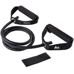 Reehut Single Resistance Band Exercise Tube With Door Anchor