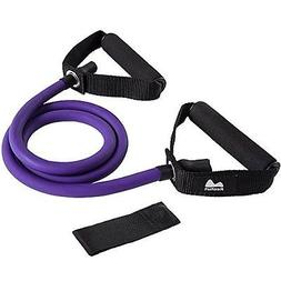 Reehut Single Resistance Band, Exercise Tube - With Door Anc