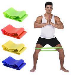 Slackline Yoga Strap Loop Workout Sports Gum Yoga/ Pilates P