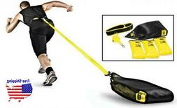 SKLZ Speedsac- Adjustable Weight Sled Trainer for Sprinters