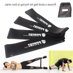 Sport Resistance Band Exercise Yoga Bands Rubber Fitness Tra