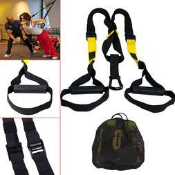 Sports Bodyweight Fitness Resistance Trainer Kit for Full Bo