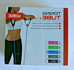LIVEUP Sports  Toning Tube HEAVY Resistance.