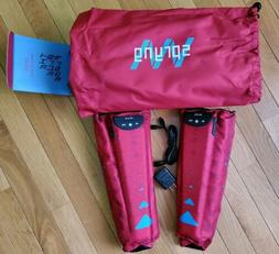 Spryng Calf Wrap The Blue Flame Active Recovery