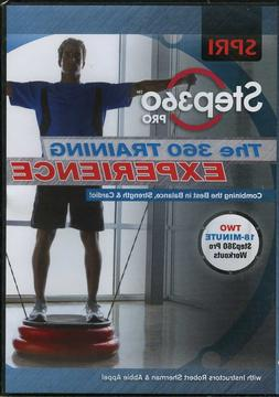 SPRI The Step360 Training Experience Workout DVD