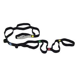 TheraBand 22300 Stretch Strap with Loops to Increase Flexibi