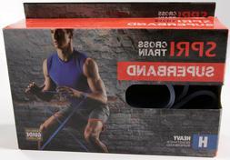 SPRI Superband 40lb Heavy weight BAND- NEW- Blue $50 Retail-