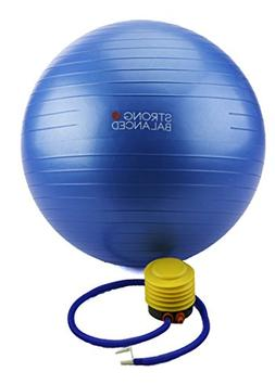 Exercise Ball for Birth, Yoga, Stability from Strong and Bal