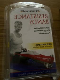 Thera-Band Light Band Kit