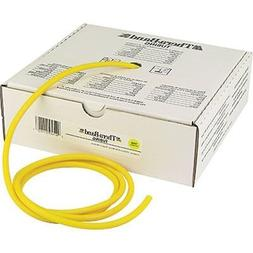 Thera-band Yellow Tube By The Foot Theraband Resistance Band