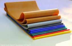 TheraBand Professional Latex Resistance Bands - Pre-Cut