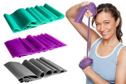 3 Pc Toning Resistance Bands - Yoga & Pilates Stretch Exerci